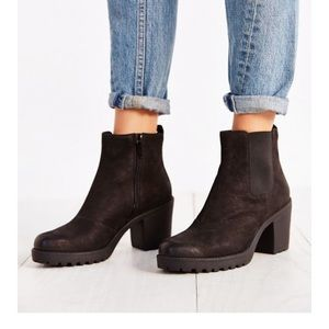 Vagabond Grace Platform Shoe